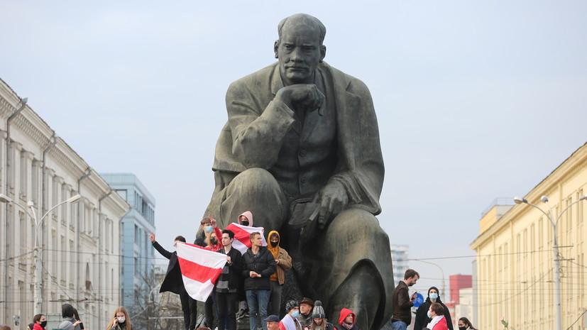 Студенты оказались последней опорой белорусской