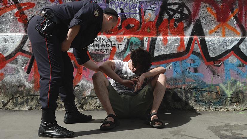 В МВД рассказали о ситуации с преступностью среди несовершеннолетних