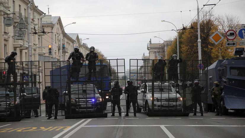 Власти Белоруссии объявили план забастовок в стране несостоявшимся