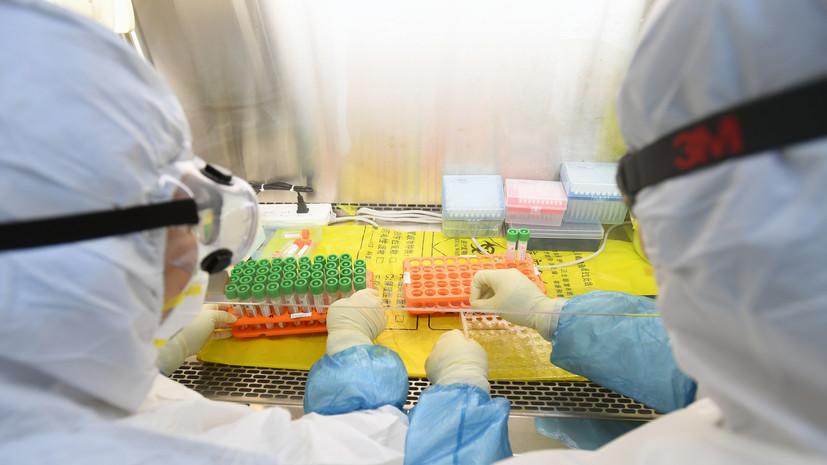 Замглавы офиса президента Украины заболела коронавирусом
