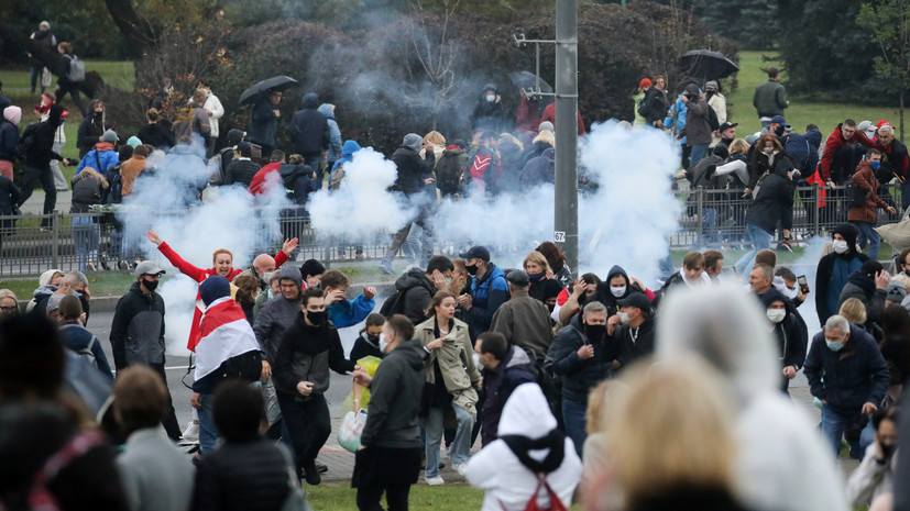 «Перешли красную черту»: Лукашенко заявил об исходящей от протестов террористической угрозе