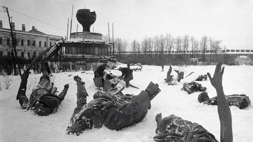 «Факт, имеющий юридическое значение»: суд признал геноцидом убийства советских граждан нацистами в Жестяной Горке