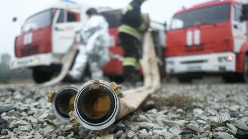 Пожароопасный сезон на юге России закончится в начале ноября