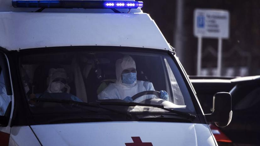 Омский Минздрав отреагировал на инцидент со скорыми у ведомства
