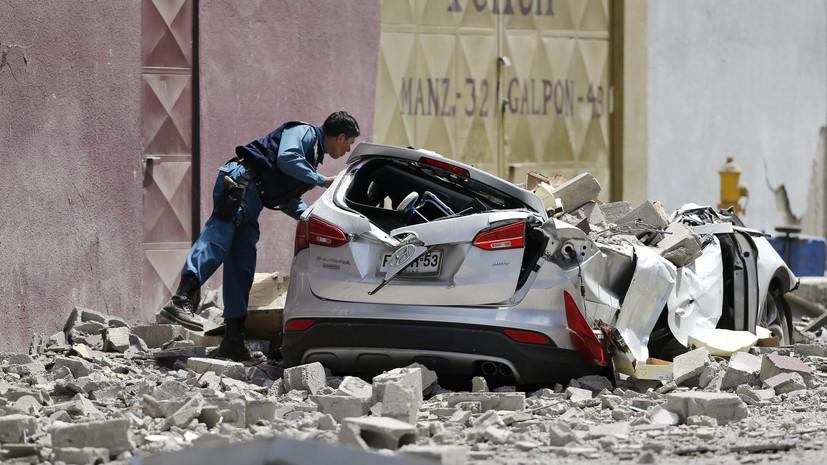 Землетрясение магнитудой 5,5 произошло в Чили
