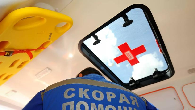 В результате ДТП в Тюменской области пострадали 10 человек