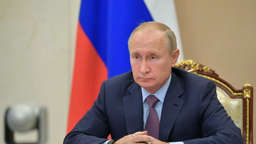 Путин в ситуации с коронавирусом призвал держать руку на пульсе