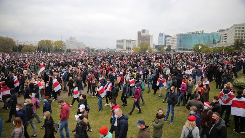 Минск заявил о пытавшихся попасть в страну иностранных инструкторах