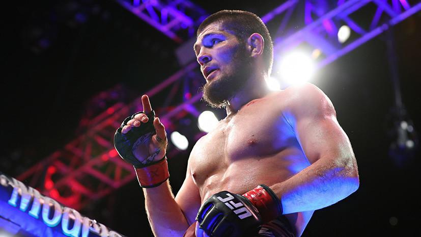 Федерация бокса России готова организовать выставочный бой для Нурмагомедова