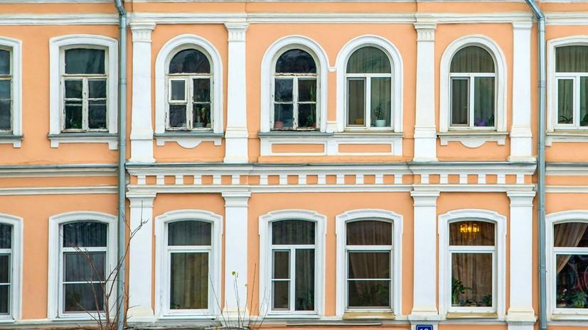 Реставраторы нашли мозаичный пол в московском особняке XIX века