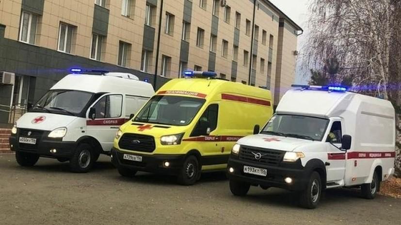 Автопарк медучреждений Оренбургской области пополнился 22 машинами скорой помощи