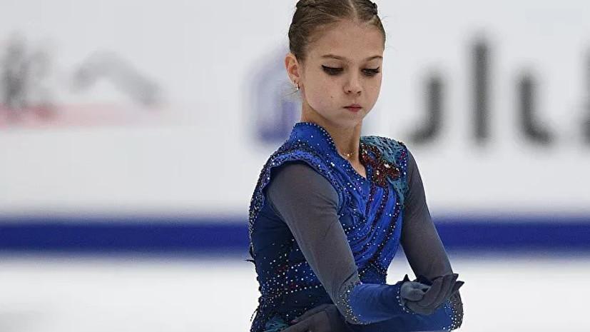 Арутюнян оценил решение Трусовой изучить все четверные прыжки