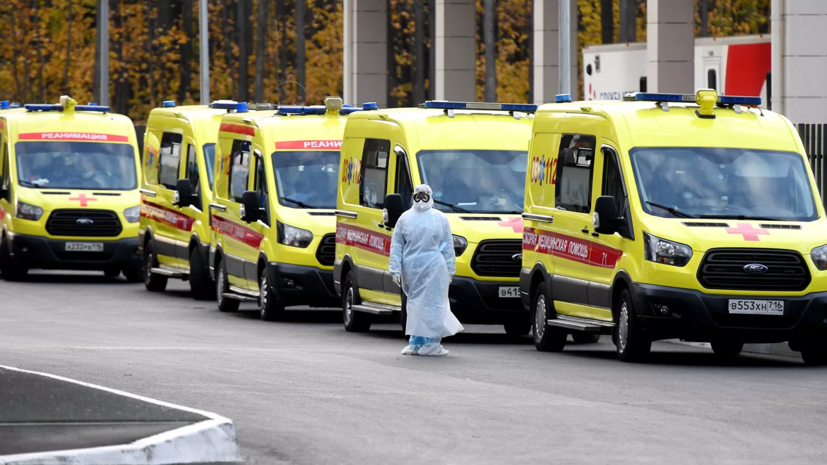 В России за сутки выявили 17 717 случаев коронавируса