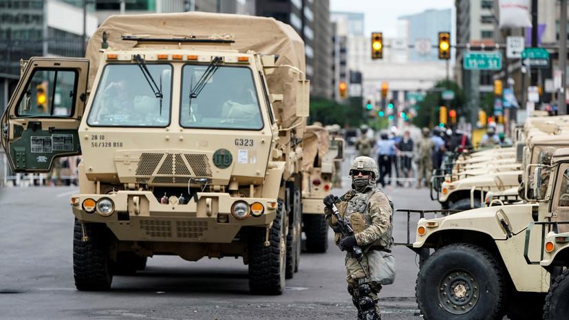 В Филадельфии нашли грузовик со взрывчатыми веществами