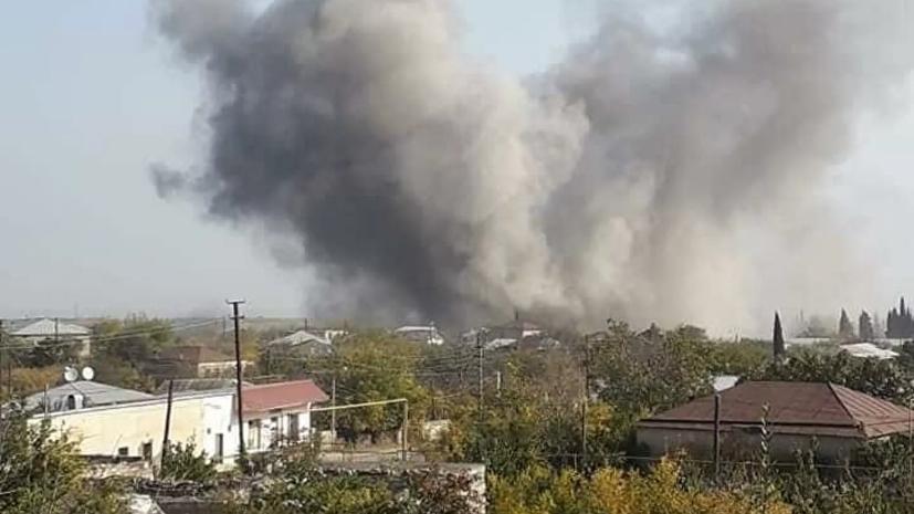 Азербайджан передал Армении около 30 тел погибших военных