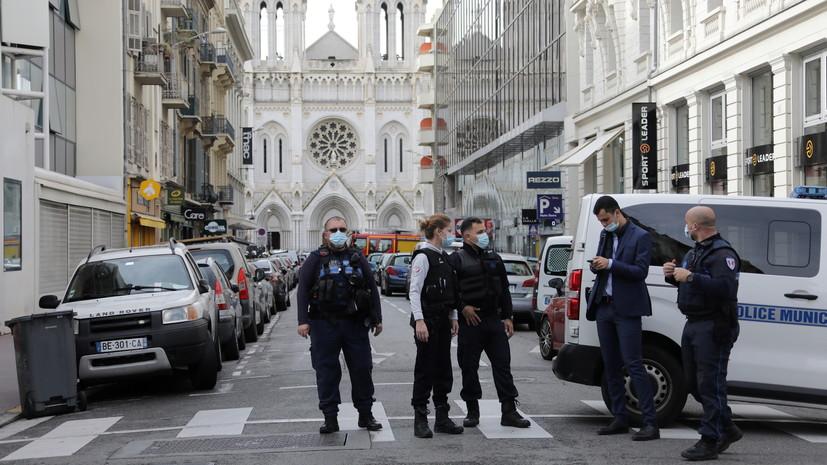 Совет мусульман Франции осудил нападение в Ницце