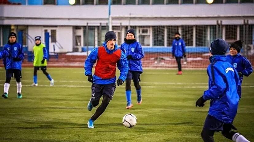 СМИ: 15-летний футболист «Чертаново» Пиняев близок к переходу в «Химки»