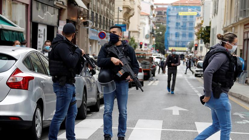 Премьер Франции пообещал быстрый и жёсткий ответ на атаку в Ницце