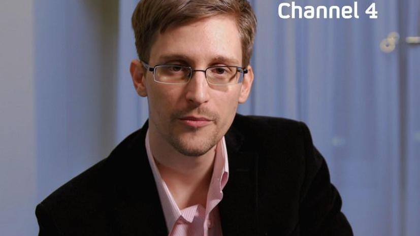 Эдвард Сноуден станет отцом