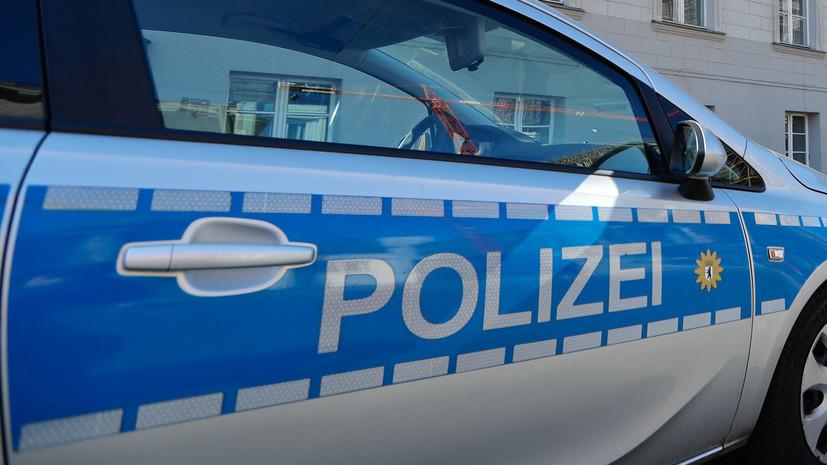 СМИ сообщили о наезде автомобиля на пешеходов в немецком Кемпене