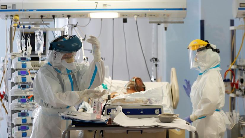 В Италии выявили более 26 тысяч случаев коронавируса за сутки