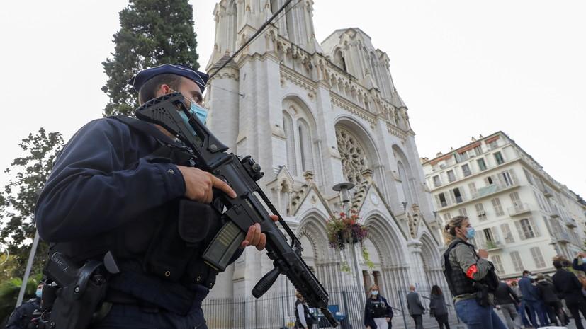 Нападение в Ницце совершил выходец из Туниса