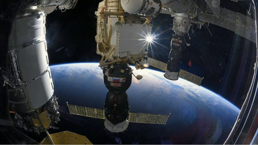 Космонавт назвал возможную причину появления трещины на МКС