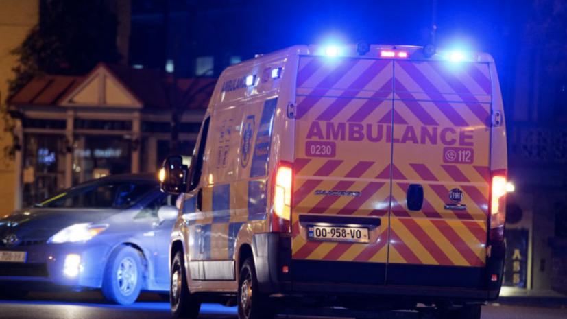 В результате ДТП с микроавтобусом в Грузии погибли пять человек
