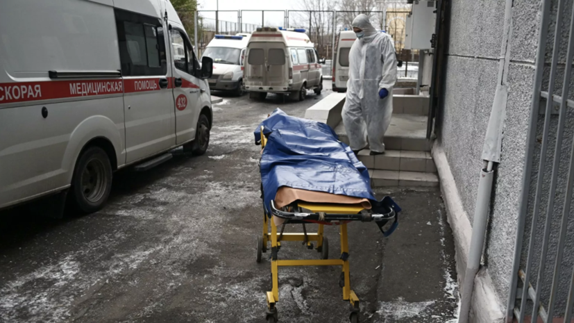 В Забайкалье начата проверка по факту смерти женщины с коронавирусом
