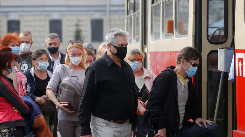 На Украине выявлено 8312 новых случаев коронавируса за сутки
