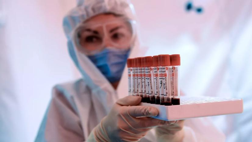 В Петербурге за сутки выявлено более 800 случаев коронавируса