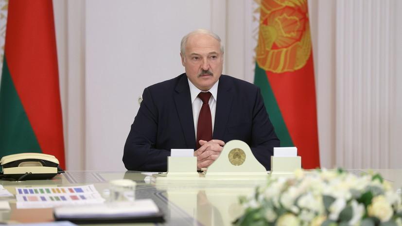 Лукашенкопообещал оставлять без рук тех, кто тронет военнослужащих