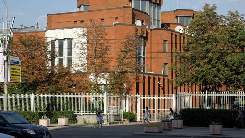 Посольство Франции попросило Россию усилить защиту дипмиссий