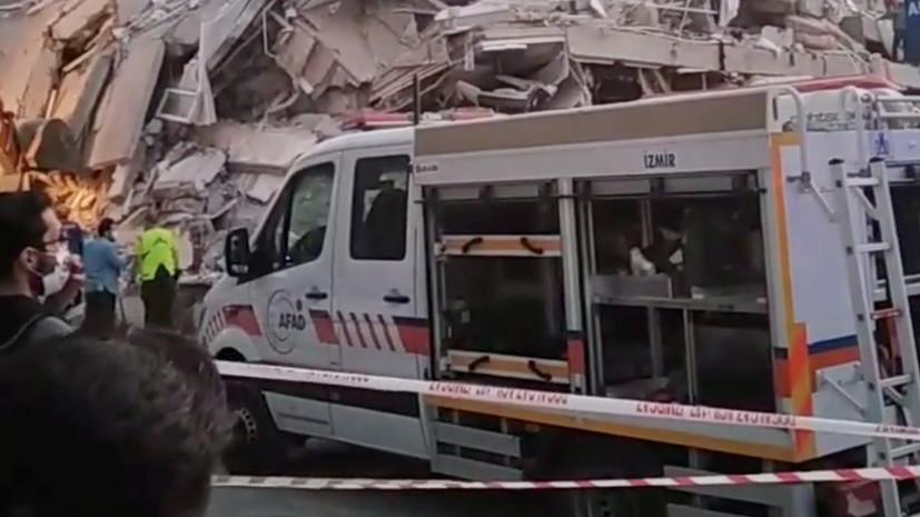 Число жертв землетрясения в Турции возросло до 12