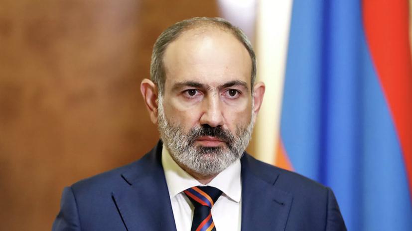 Пашинян попросил Путина о консультациях по оказанию помощи