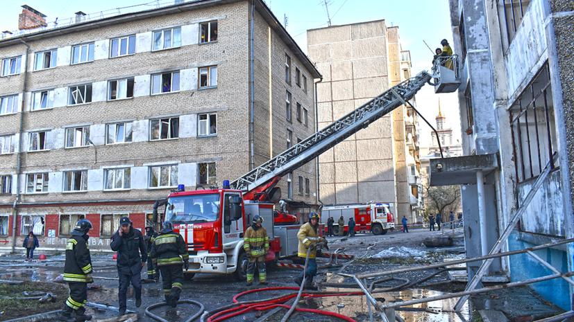 Росздравнадзор проверит больницу в Челябинске после пожара