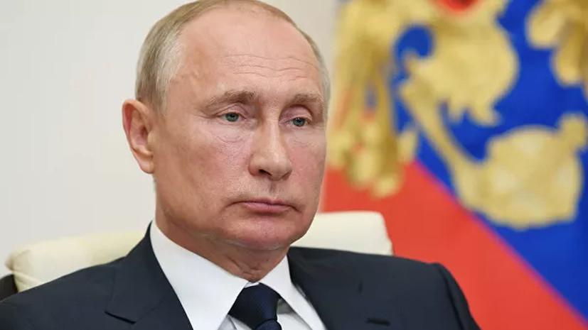 Путин отправил в отставку начальника Главного штаба войск Нацгвардии