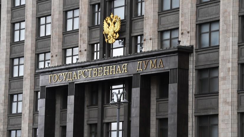 В Госдуме пояснили процедуру становления экс-президента сенатором