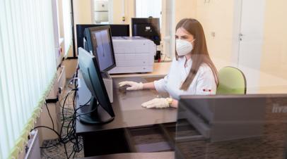 Новый цифровой сервис для врачей внедряют в столичных поликлиниках
