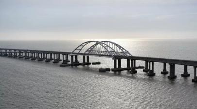 ЕС расширил антироссийские санкции за строительство Крымского моста