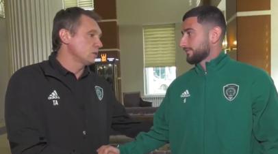 «Ахмат» объявил о переходе футболиста «Монпелье» Адуева