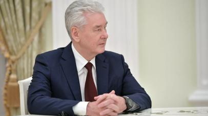 Собянин назвал сроки крупных поставок в Москву вакцины от коронавируса