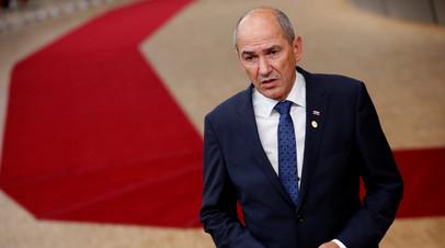 СМИ: Спецпрокуратура Словении обвинила премьера в коррупции