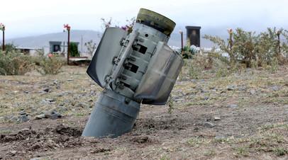 «На высоком уровне и на постоянной основе»: в Кремле рассказали о контактах по ситуации в Нагорном Карабахе