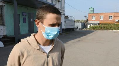 Осуждённый за наркотики московский студент вышел на свободу по УДО