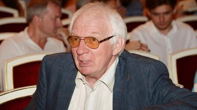 Владимир Носик рассказал о спектакле «Большая тройка»