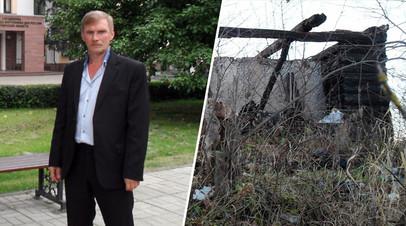 В Тверской области суд обязал чиновников обеспечить жильём ветерана-погорельца