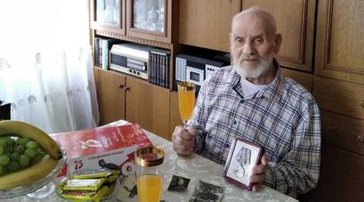94-летнему узнику фашистских лагерей отказывают в ремонте дома