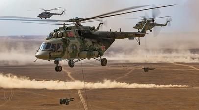 «Постоянно требуются новые подходы»: какие тактические приёмы осваивает на учениях российская армия