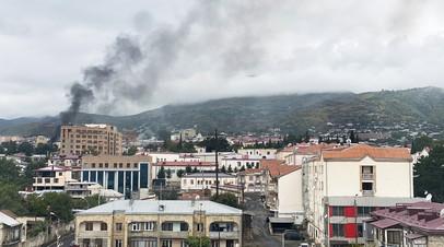 Обстрелы Степанакерта и Гянджи: Армения и Азербайджан обвинили друг друга в нарушении перемирия
